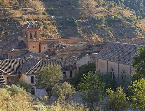 Mons. Javier Martínez habla de la recuperación de la Abadía en Canal Sur Tv