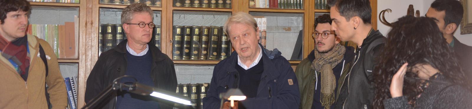 Presentación de la primera edición crítica de los Libros Plúmbeos del Sacromonte