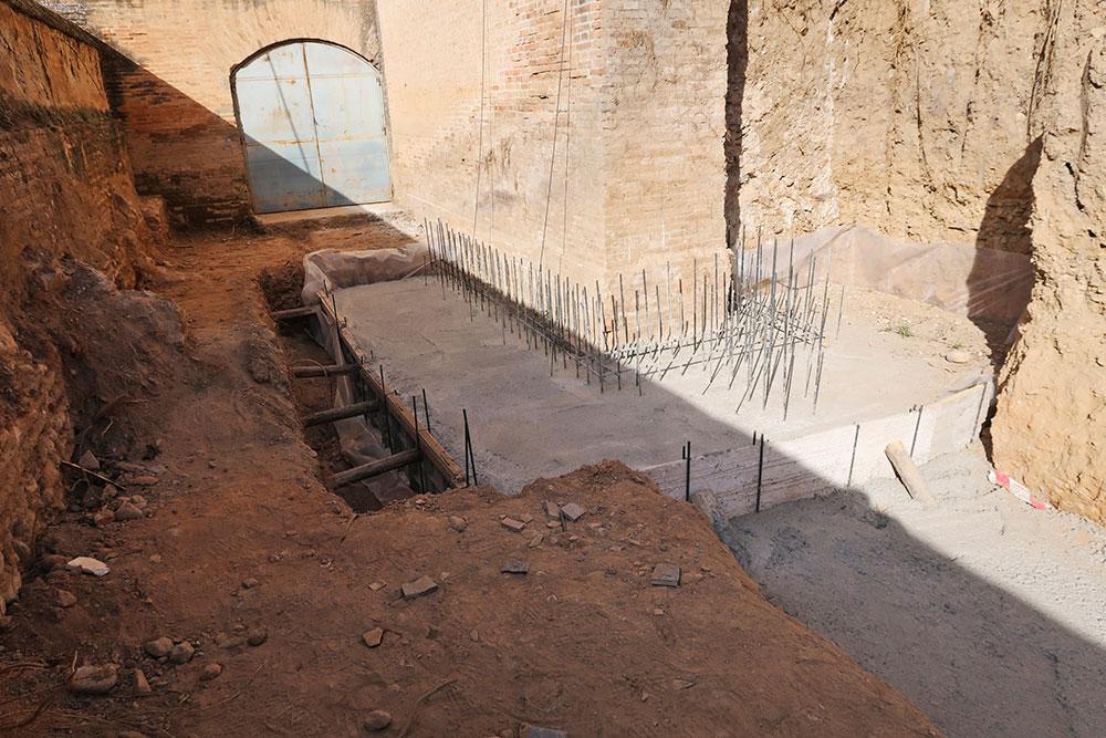 Obras San Dionisio