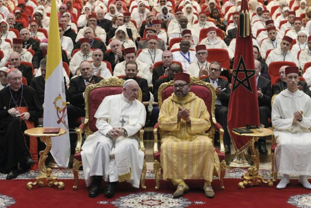 Viaje del Papa Francisco a Marruecos y los Emirates Árabes