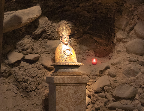 San Cecilio bendice a Granada