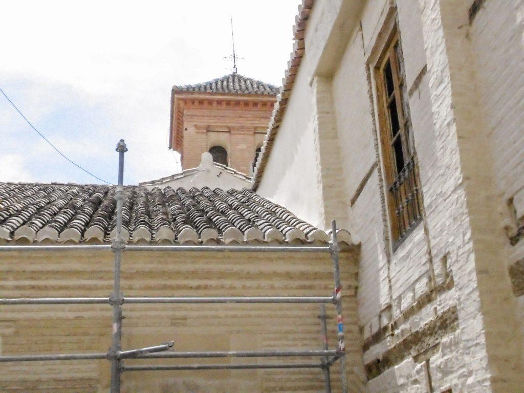 Restauración de la Abadía