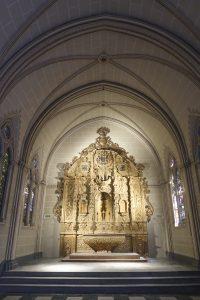 Retablo San Dionisio