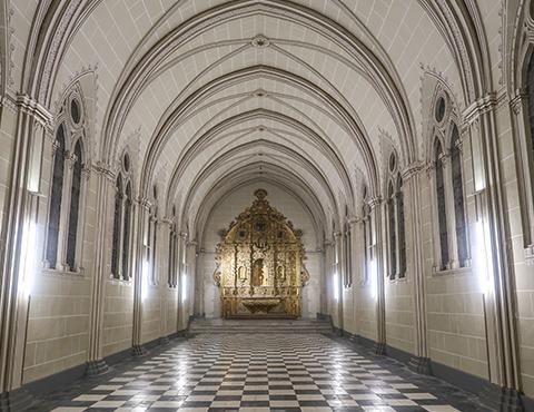 Iglesia de San Dionisio: Finalizadas las obras