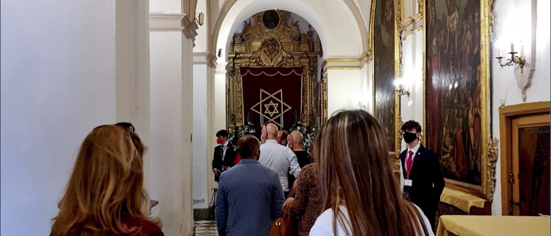 Miércoles Santo. Abadía del Sacromonte